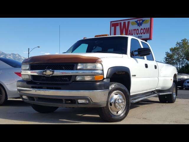 2002 Chevrolet Silverado 3500 Crew Cab 4WD