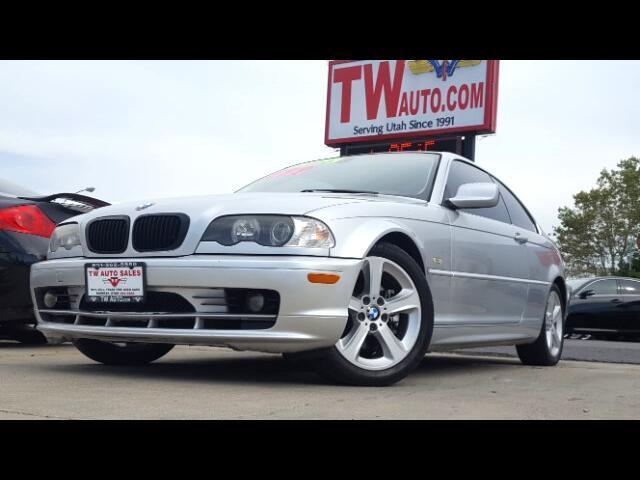 2003 BMW 325ci Base