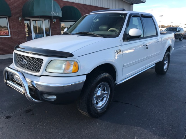 2003 Ford F-150 Lariat SuperCrew Short Box 4WD