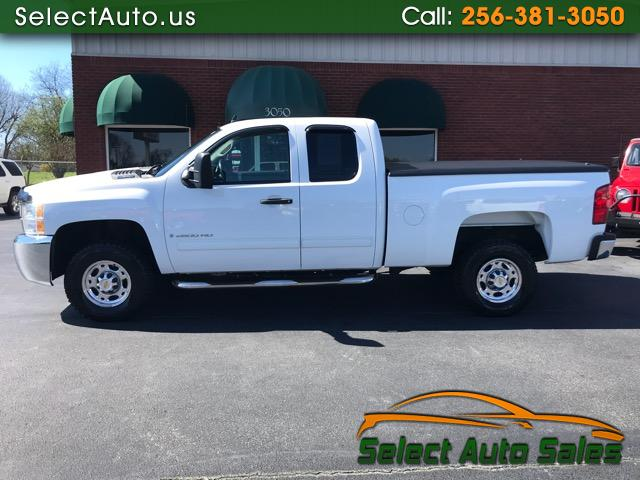 2009 Chevrolet Silverado 2500HD LT1 Ext. Cab Std. Box 2WD