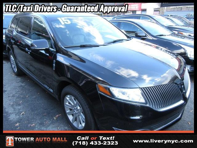 2015 Lincoln MKT Livery AWD