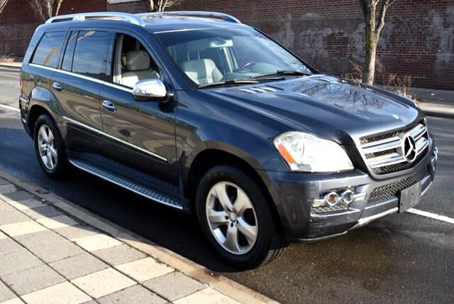 2010 Mercedes-Benz GL-Class GL450 4MATIC