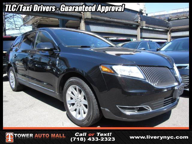 2015 Lincoln MKT Livery AWD-150K MILE WARRANTY