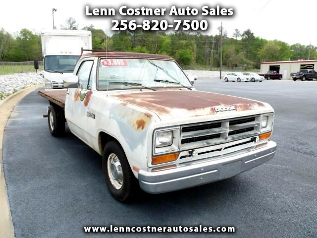 1988 Dodge D150 Reg. Cab 6.5-ft. Bed 2WD