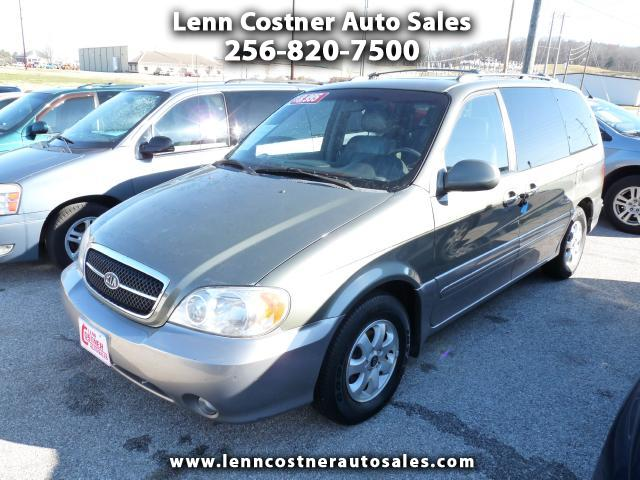 2004 Kia Sedona EX