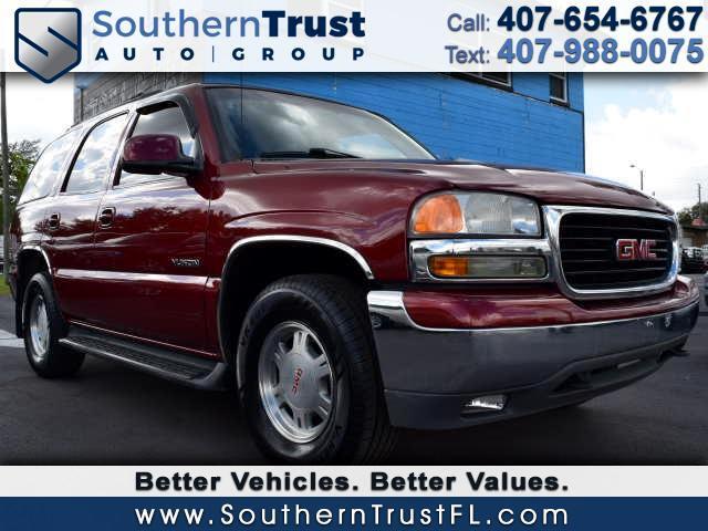 2001 GMC Yukon SLE 2WD