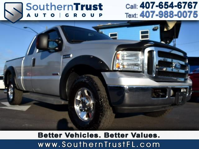 2006 Ford F-250 SD Lariat SuperCab 2WD