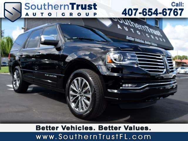 2017 Lincoln Navigator Select 2WD