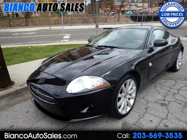 2007 Jaguar XK-Series XK Coupe