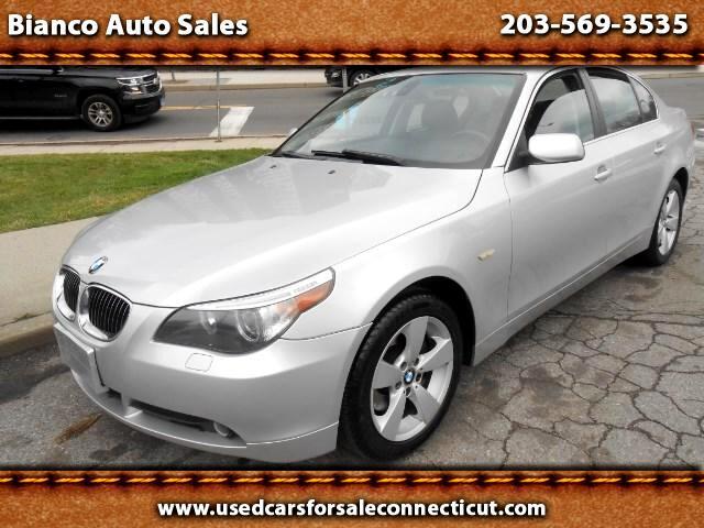 Used 2007 BMW 5-Series, $9995