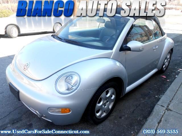 Used 2003 Volkswagen New Beetle, $6275