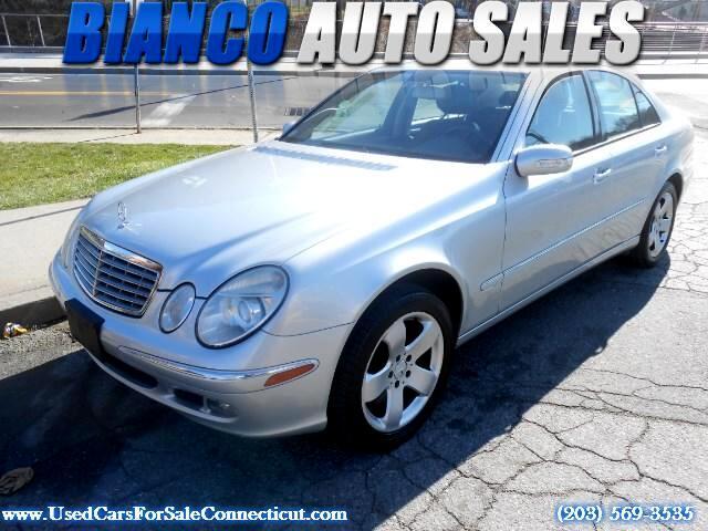 Used 2006 Mercedes-Benz E-Class, $9895