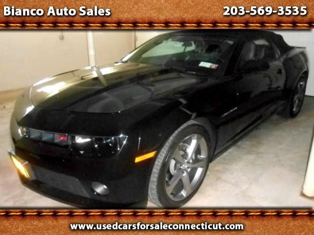 Used 2014 Chevrolet Camaro, $23995