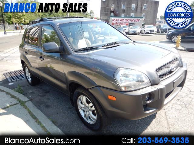 2008 Hyundai Tucson FWD 4dr Auto GLS *Ltd Avail*