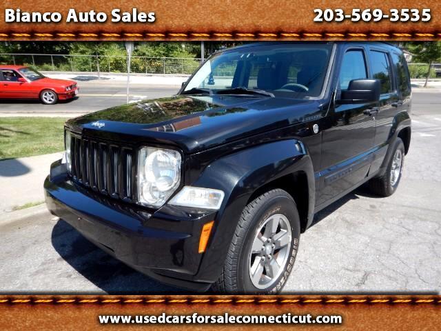 Used 2008 Jeep Liberty, $8995