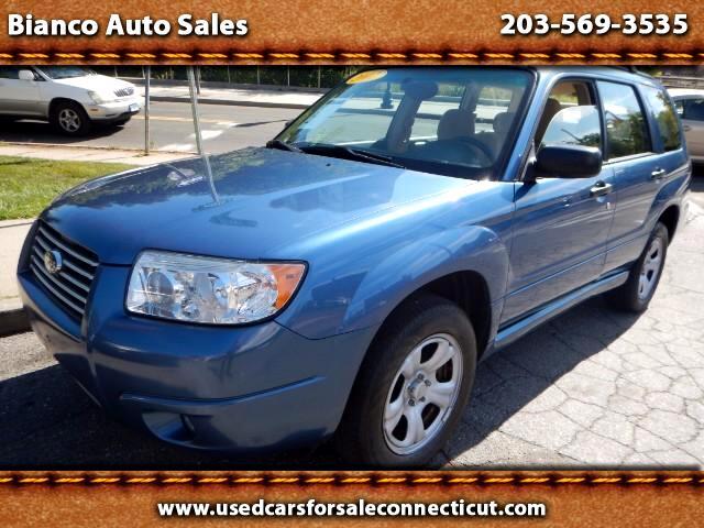 2007 Subaru Forester 2.5X