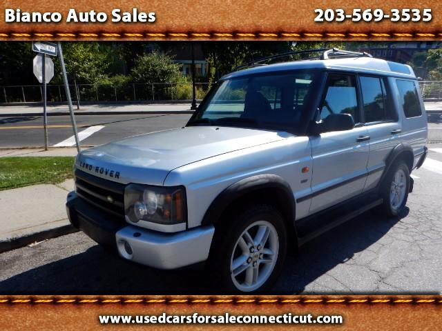 Used 2003 Land Rover Discovery, $3995
