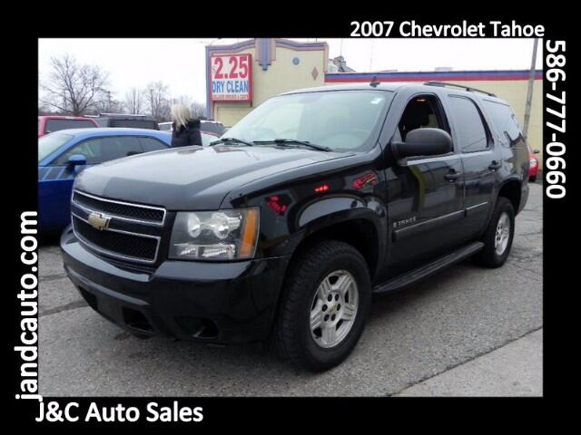 2007 Chevrolet Tahoe 2WD 4dr 1500 LS