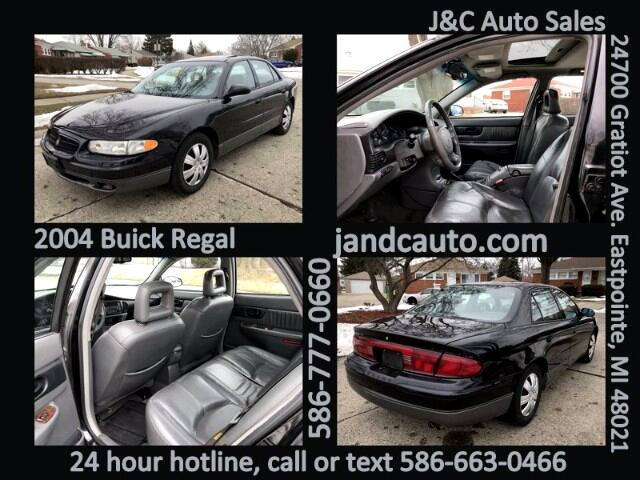 2004 Buick Regal GS