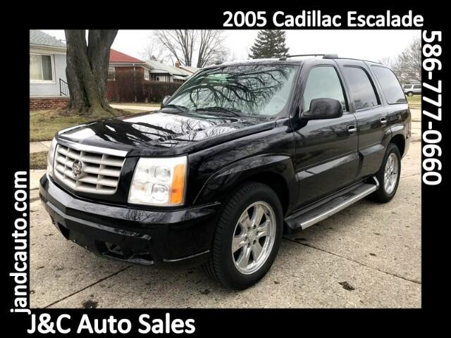 2005 Cadillac Escalade 2WD