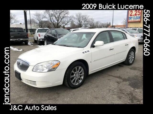 2009 Buick Lucerne CXL1