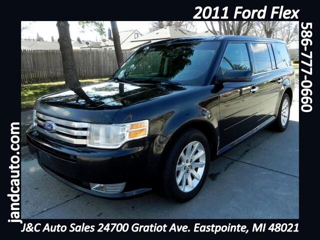 2011 Ford Flex SEL AWD