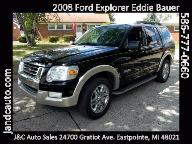 2008 Ford Explorer Eddie Bauer 4.0L 4WD