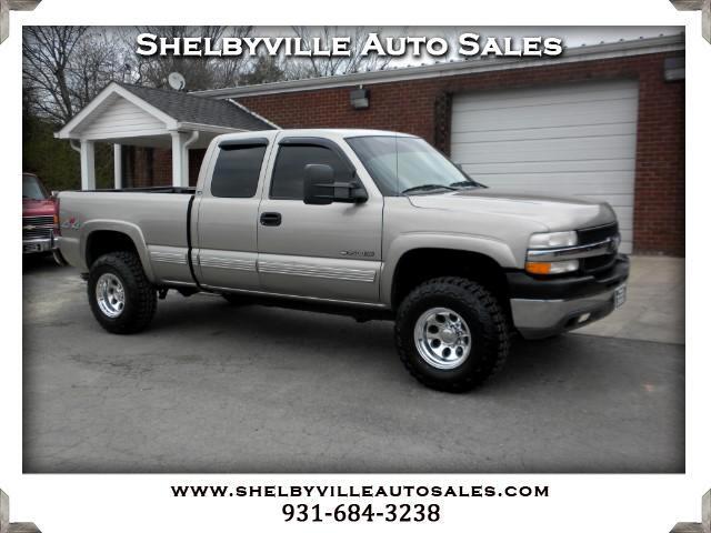 2002 Chevrolet Silverado 2500HD LS Ext. Cab Short Bed 4WD