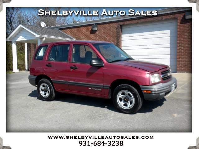 2000 Chevrolet Tracker 4-Door 2WD