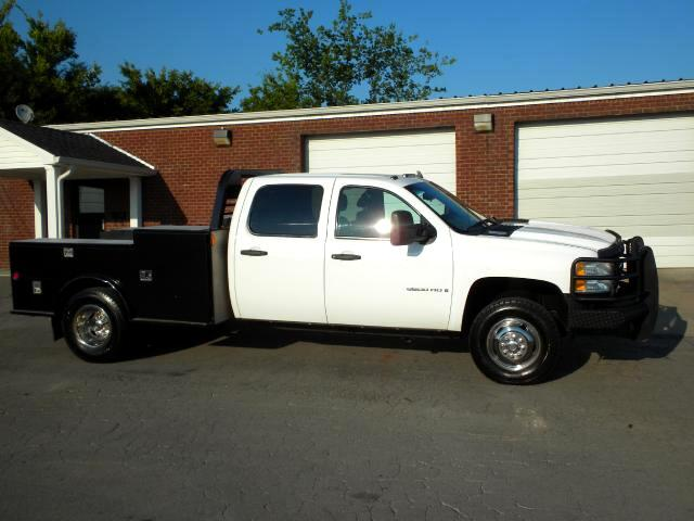 2009 Chevrolet Silverado 3500HD CHECK IT OUT THIS CHEVY IS READY TO WORK 4WD TOW PACKAGE CUSTOM B