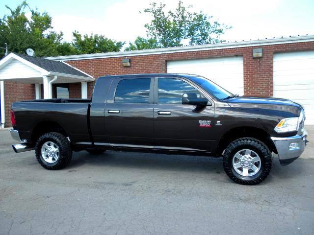2010 Dodge Ram 3500 WOW HARD TO FIND 6 SPEED MANUAL TRANSMISSION 4WD MEGA CAB ALL POWER CLEAN