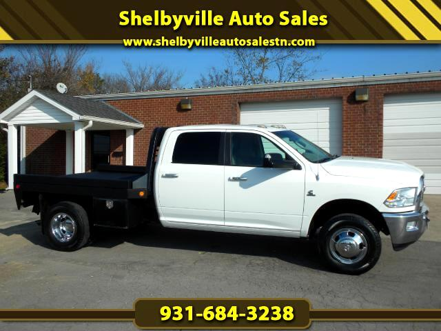 2011 RAM 3500 CHECK IT OUT THIS RAM IT WILL GET THE JOB DONE 4WD CREW CAB POWER WINDOWS AND LOCKS