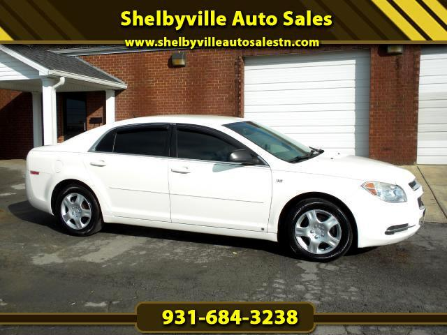 2008 Chevrolet Malibu CHECK OUT THIS MALIBU ITS VERY AFORDABLE DEPENDABLE AND WOULD MAKE A GREAT FI
