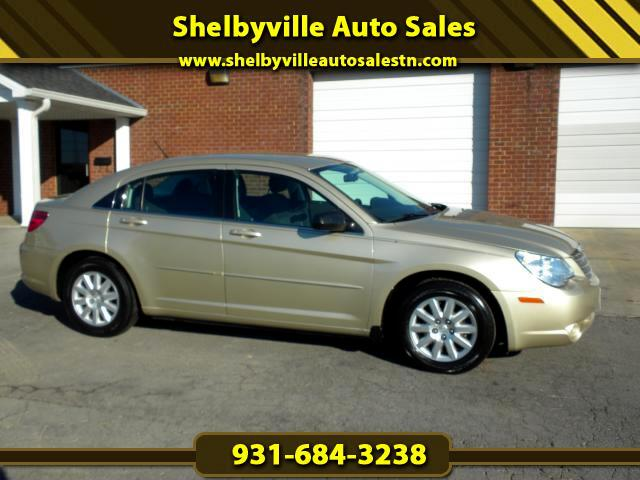 2010 Chrysler Sebring LOOKING FOR A CLEAN WELL CARED-FOR LOW MILEAGE SEBRING TOURING WITH A CLEAN CA