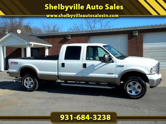 2005 Ford F-350 SD TALK ABOUT ALOT OF BANG FOR YOUR BUCK HERE YOU GO NICE F-350 LEATHER CREW CAB