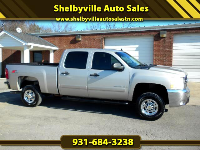 2008 Chevrolet Silverado 2500HD CHECK OUT THIS 2500 CHEVROLET HD 4WD CREW CAB ALL POWER TVDVD CLE