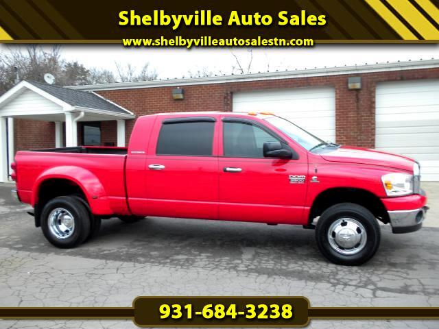 2007 Dodge Ram 3500 CHECK OUT THIS 3500 ITS READY TO DO WHATEVER THE JOB IS 4WD MEGA CAB ALL POWE
