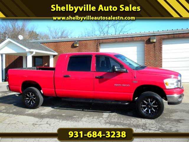 2007 Dodge Ram 1500 FRESH TRADELOOKING FOR A MEGA CAB 4WD POWER WINDOWS AND LOCKS TOW PACKAGE GOOD