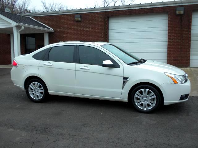 used 2009 ford focus sel sedan for sale in shelbyville tn 37160 shelbyville auto sales. Black Bedroom Furniture Sets. Home Design Ideas