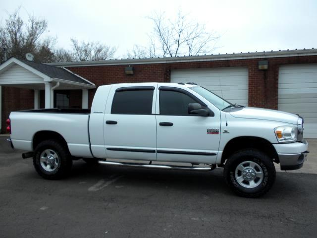 2007 Dodge Ram 2500 HARD TO FIND MEGA CAB 4WD GOOD TIRES ALL POWER OPTIONS THIS DODGE IS POWERE