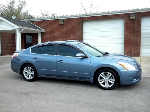 2012 Nissan Altima WOW CHECK OUT THIS ALTIMA LEATHER HEATED SEATS SUNROOF BACK UP CAMERA ALL POW