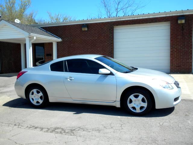 2008 Nissan Altima WOW CHECK OUT THIS SPORTY ALTIMA COUPE EXTRA CLEAN GOOD TIRES VERY NICE POWER