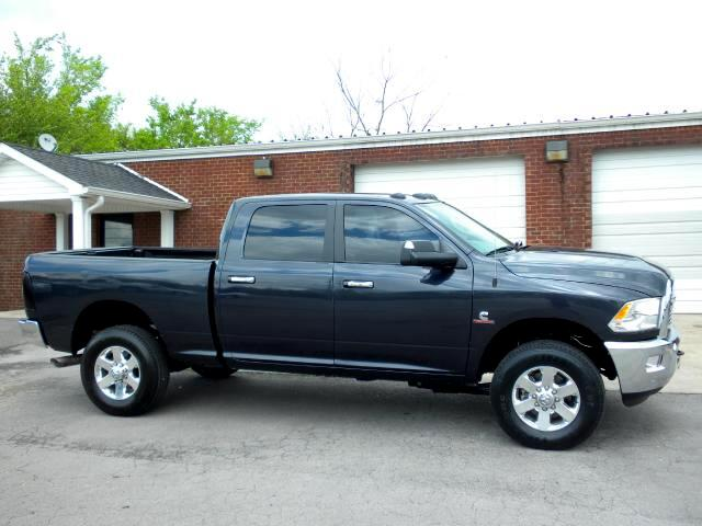 2014 RAM 2500 CHECK OUT THIS LIKE NEW RAM 4WD BACK UP CAMERA AND SONAR HEATED SEATS 1 OWNER CLEA