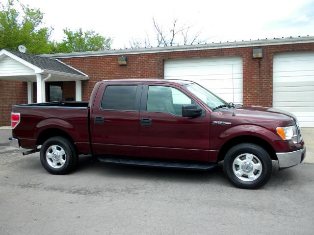 2010 Ford F-150 NICE FORD LOCAL TRUCK SUPER CREW GOOD TIRES POWER WINDOWS AND LOCKS COME BY SHE