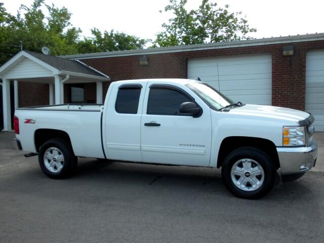 2012 Chevrolet Silverado 1500 CHECK OUT THIS LOCAL TRADE NEW TIRES ALL POWER CRUISE TOW PACKAGE