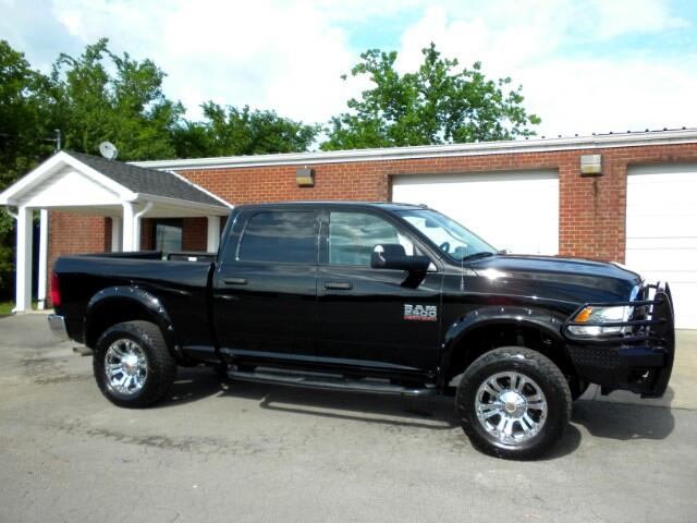 2014 RAM 2500 CHECK OUT THIS LIKE NEW RAM SAVE THOUSANDS 4WD AFTERMARKET WHEELS 1 OWNER CLEAN