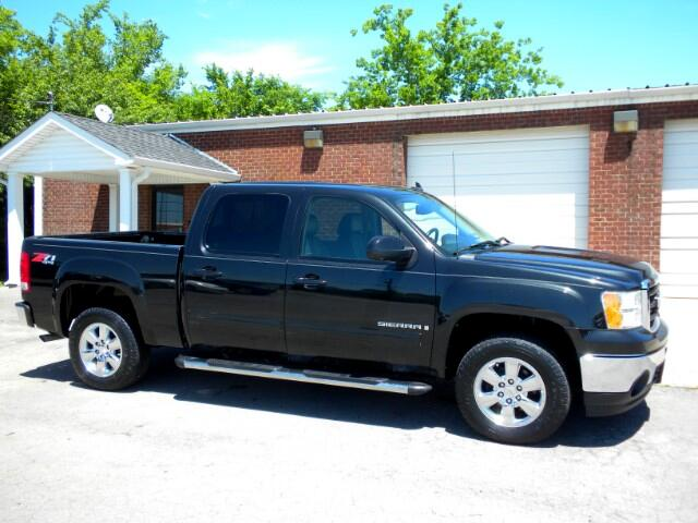 2009 GMC Sierra 1500 VERY NICE SIERRA 4WD CREW CAB ADJUSTABLE PEDALS LEATHER HEATED AN COOLED SEA