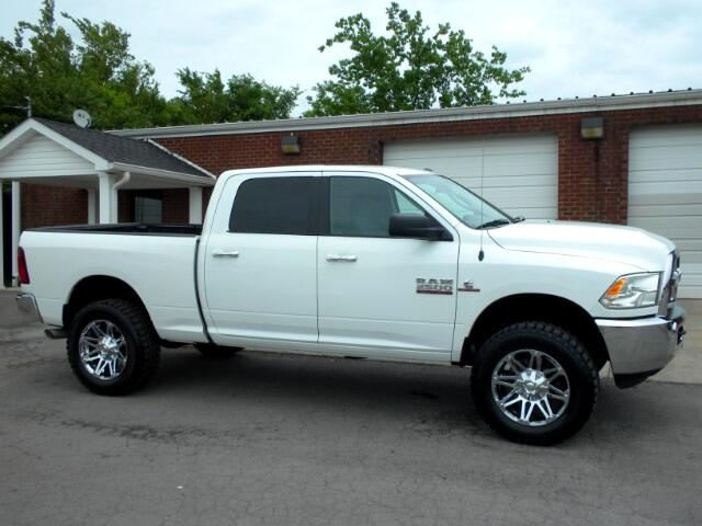 2013 RAM 2500 WOW CHECK OUT THIS LIKE NEW DODGE NEW WHEELS AND TIRES 4WD CREW CAB POWER WINDOW AN