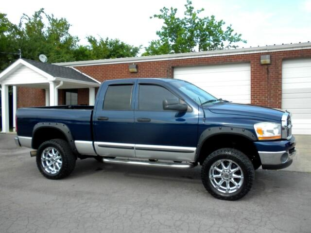 2006 Dodge Ram 2500 COME CHECK OUT THIS DODGE LOW MILES LEATHER ADJUSTABLE PEDALS GOOD TIRES CLE