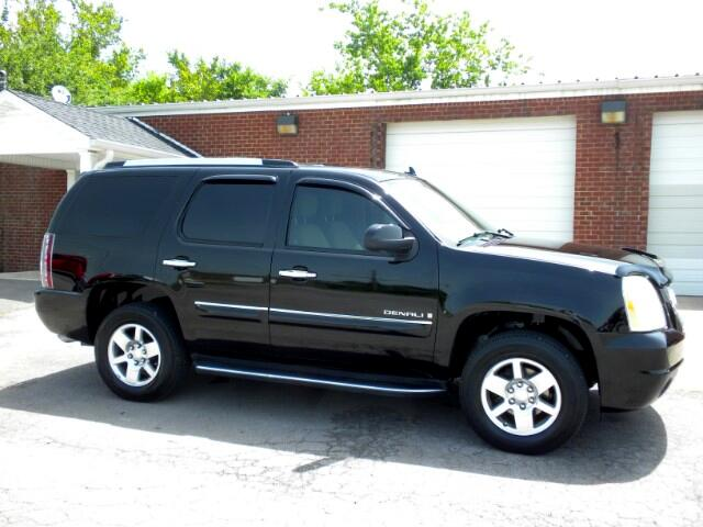 2007 GMC Yukon Denali SUPER NICE LEATHER SUNROOF ADJUSTABLE PEDALS BACK UP SONAR HEATED SEATS NEW